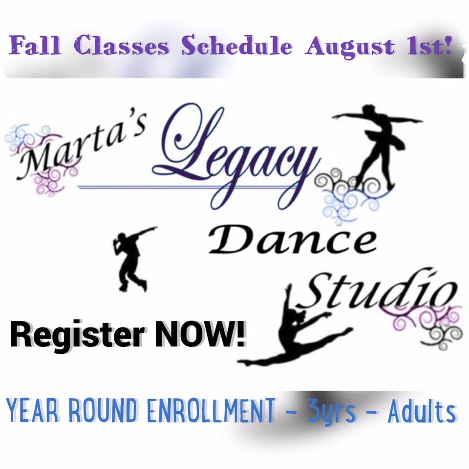 Register Now! Fall Dance Classes !! Year round enrollment
