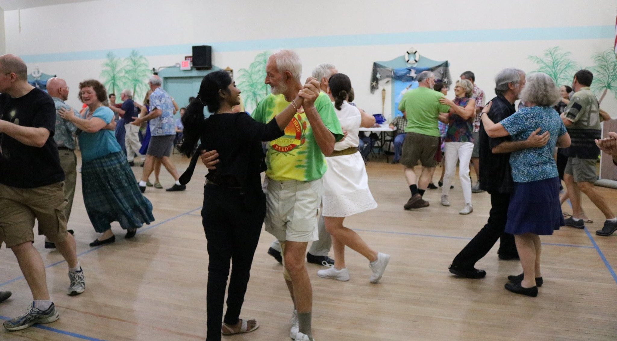 Tropical Haven Contra Dance