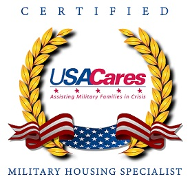 USA Cares Local Realtor achieves Certified Military Specialist Designation